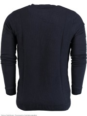 Tom Tailor Pullover uni[knitted navy] 30228960010/6800